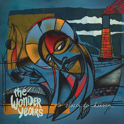 "The Wonder Years ""No Closer To Heaven"" CD"