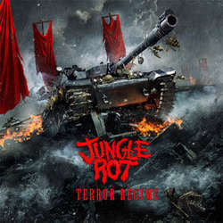 "Jungle Rot ""Terror Regime"" LP"