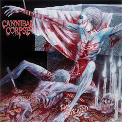 "Cannibal Corpse ""Tomb Of The Mutilated"" LP"