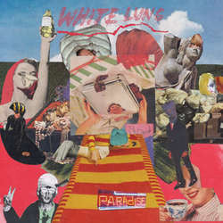 "White Lung ""Paradise"" CD"