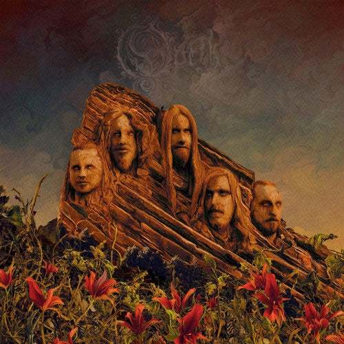 "Opeth ""Garden Of The Titans (Live At Red Rocks Amphitheatre)"" 2xLP"