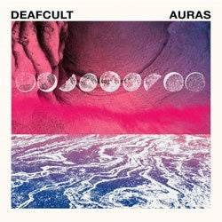 "Deafcult ""Auras"" CD"