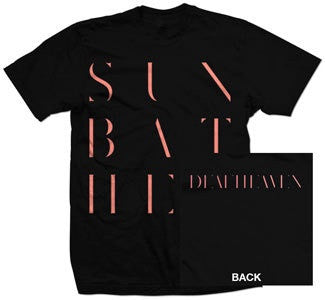 "Deafheaven ""Sunbather"" T Shirt"