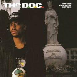 "The D.O.C ""No One Can Do It Better"" LP"