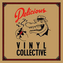 "Various Artists ""Delicious: Vinyl Collective"" 12"""