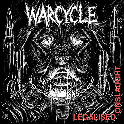 "Warcycle ""Legalised Onslaught"" 7"""