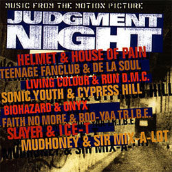 "Various Artists ""Judgment Night"" LP"