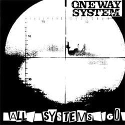"One Way System ""All Systems Go"" 2xLP"