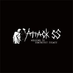 "Attack SS ""Welcome To Deathdust Island"" LP"