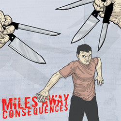 "Miles Away ""Consequences"" CD"