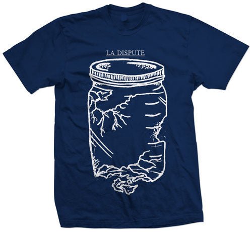 "La Dispute ""Broken Jar"" T Shirt"