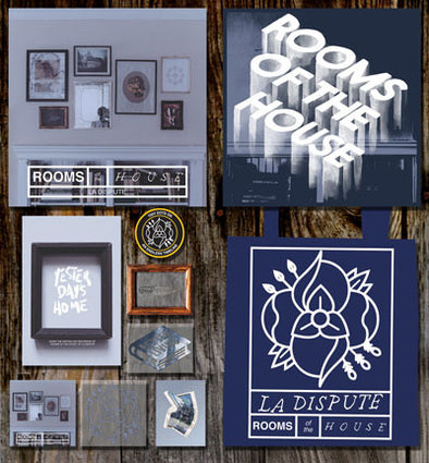 "La Dispute ""Rooms of the House"" CD Bundle"