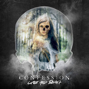 "Confession ""Life And Death"" LP"