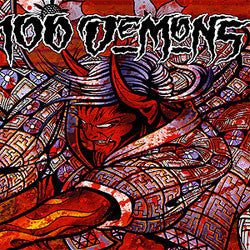 "100 Demons ""Self Titled"" CD"