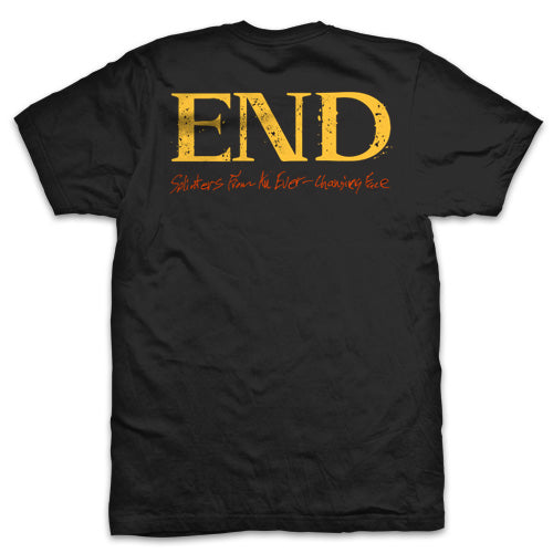 "End ""Splinters From An Ever-Changing Face"" T Shirt"