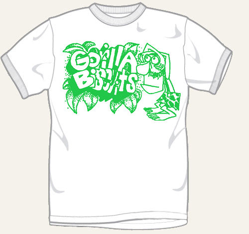 "Gorilla Biscuits ""Demo"" Tshirt"
