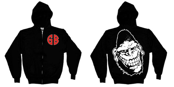 Gorilla Biscuits Zip Up Hood