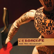 "Gyroscope ""Are You Involved?"" CD"
