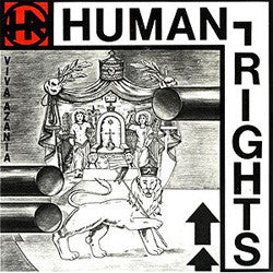 "HR ""Human Rights"" LP"