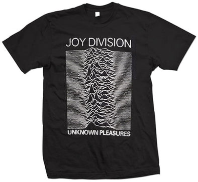 "Joy Division ""Unknown Pleasures"" T Shirt"