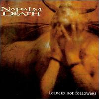 "Napalm Death ""Leaders Not Followers"" 10"""