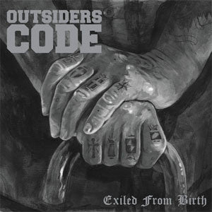 "Outsiders Code ""Exiled From Birth"" CD"