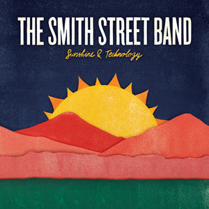 "The Smith Street Band ""Sunshine & Technology"" CD"