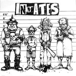 "Inmates ""Self Titled"" LP"