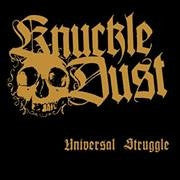"Knuckledust ""Universal Struggle"" LP"