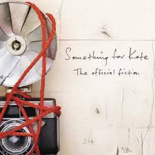 "Something For Kate ""The Official Fiction"" LP"