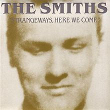 "The Smiths ""Strangeways, Here We Come"" LP"