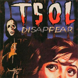 "TSOL ""Disappear"" CD"