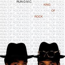 "Run Dmc ""King Of Rock"" LP"