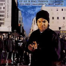 "Ice Cube ""AmeriKKKa's Most Wanted"" LP"