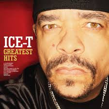 "Ice-T ""Greatest Hits"" LP"