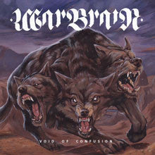 "Warbrain ""Void Of Confusion"" CD"