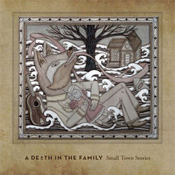 "A Death In The Family ""Small Town Stories"" CD"
