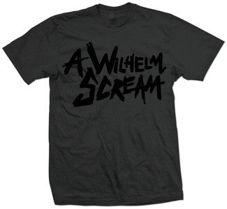 "A Wilhelm Scream ""Logo"" T Shirt"