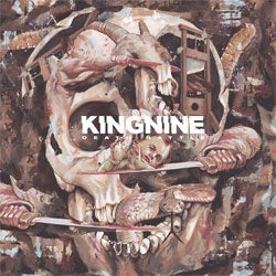 "King Nine ""Death Rattle"" CD"