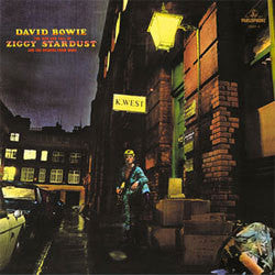 "David Bowie ""Rise And Fall Of Ziggy And The Spiders From Mars"" LP"
