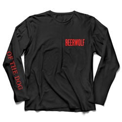 "Beerwolf ""Year Of The Dog"" Long Sleeve Shirt"