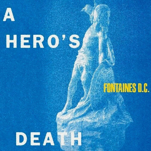 "Fontaines D.C. ""Hero's Death"" LP"