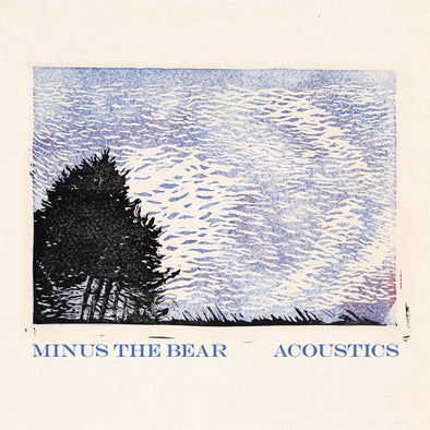 "Minus The Bear ""Acoustics"" LP"