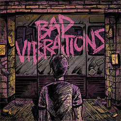 "A Day To Remember ""Bad Vibrations"" LP"