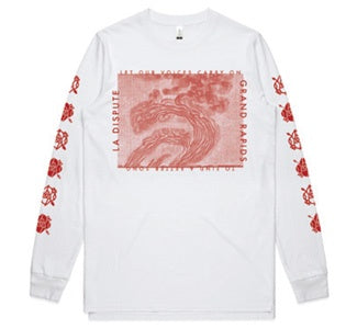 "La Dispute ""Solar Flare"" Long Sleeve"