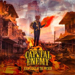"""Capital Enemy ""Knowledge Of The Wicked"" CD"