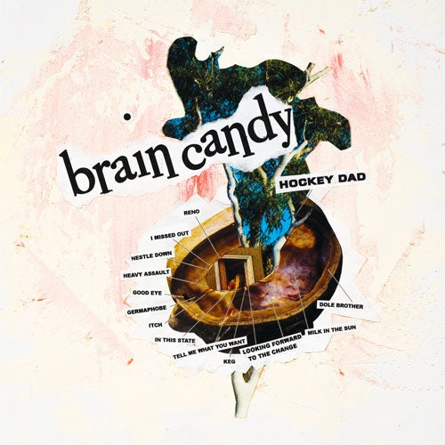 "Hockey Dad ""Brain Candy"" LP"
