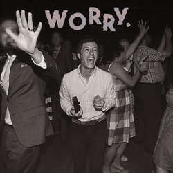 "Jeff Rosenstock ""Worry"" LP"