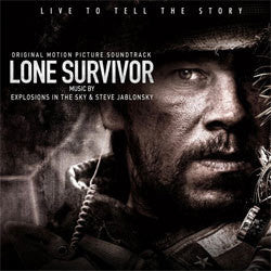 "Explosions In The Sky & Steve Jablonsky ""Lone Survivor"" 2xLP"