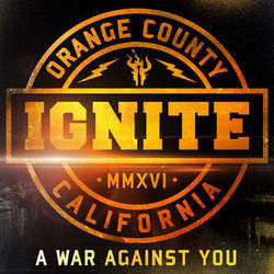 "Ignite ""A War Against You"" CD"
